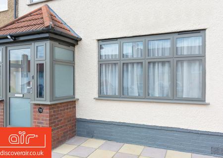 Grey-aluminium-windows-with-a-matching-grey-door