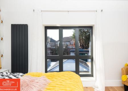 Flush-aluminium-window-everglade-Moor-park