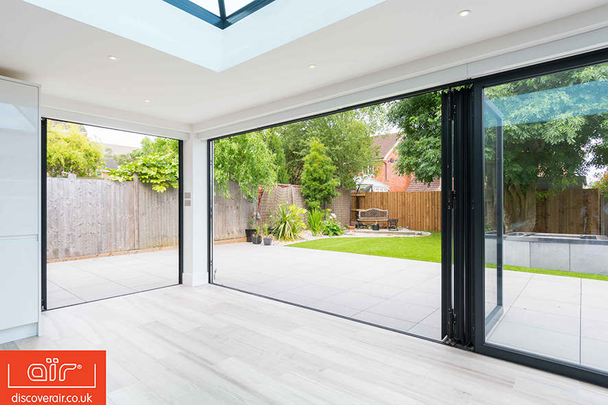 discover air bifold doors