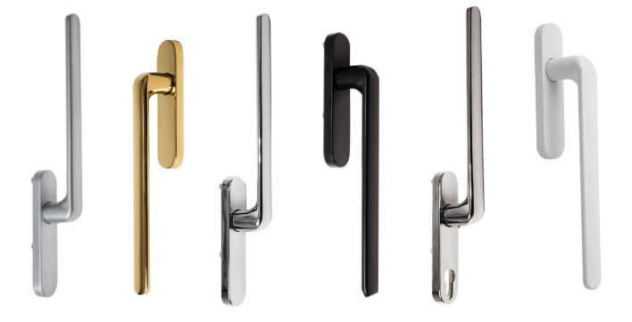 Serenity handles for air widespan bifold sliding doors