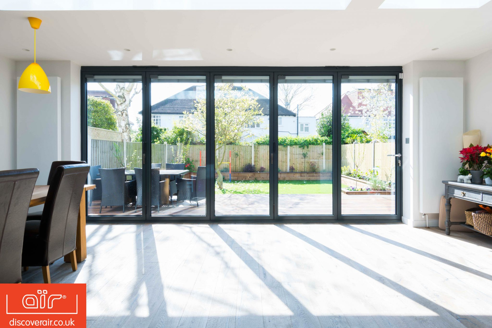 Reasons to choose air bifold doors