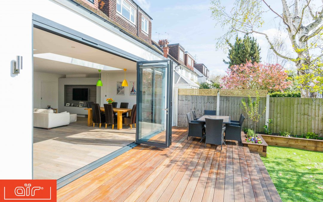 Top 8 reasons to have bifold doors in your home this summer