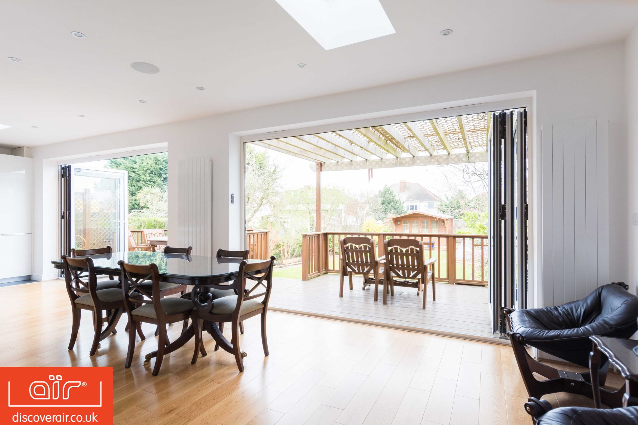choose air bifold doors