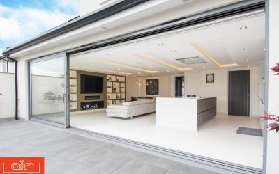 Why you should choose air lift & slide doors for your home
