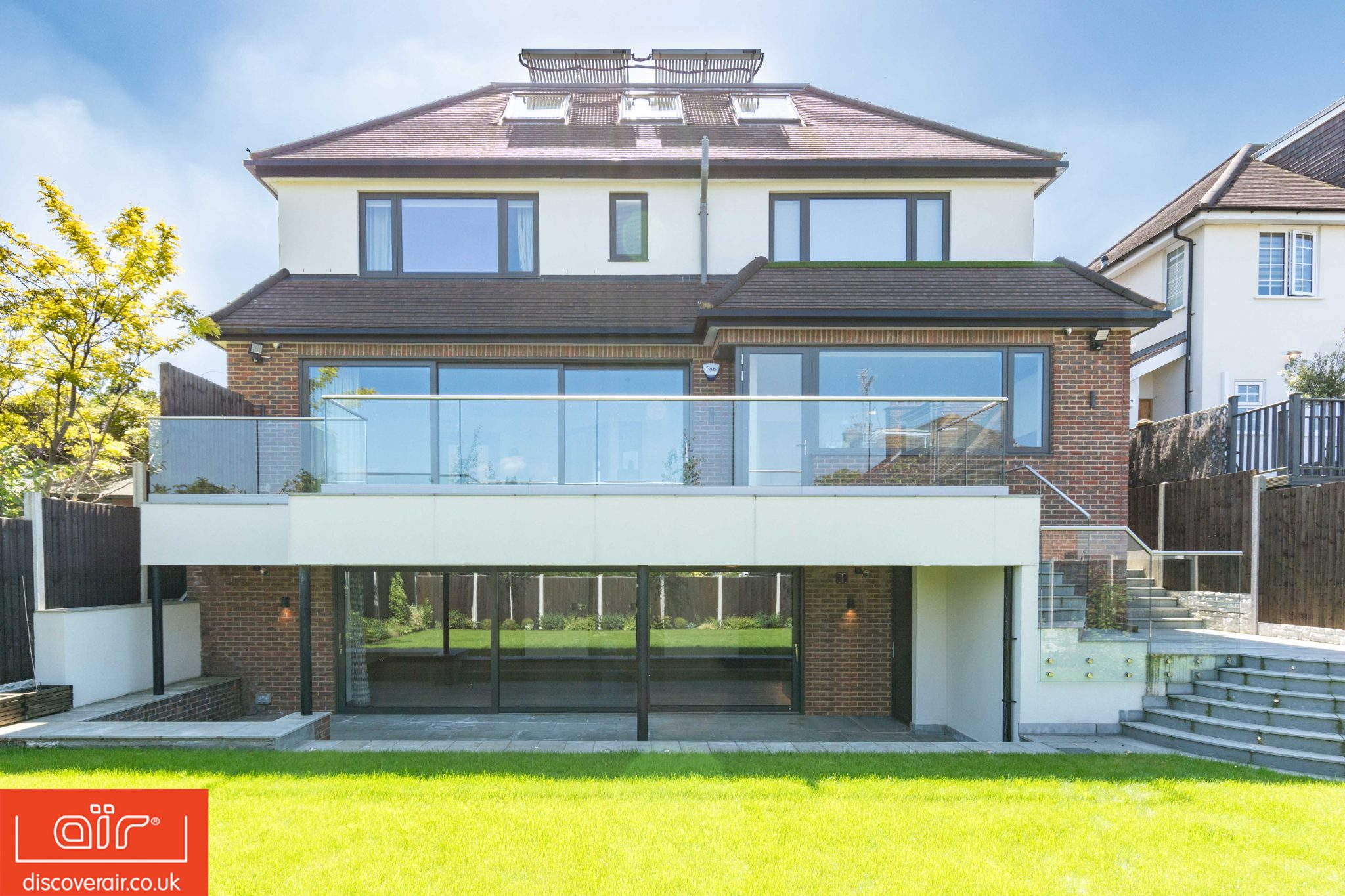 Discover air Accredited Retailers installer air lift & slide doors