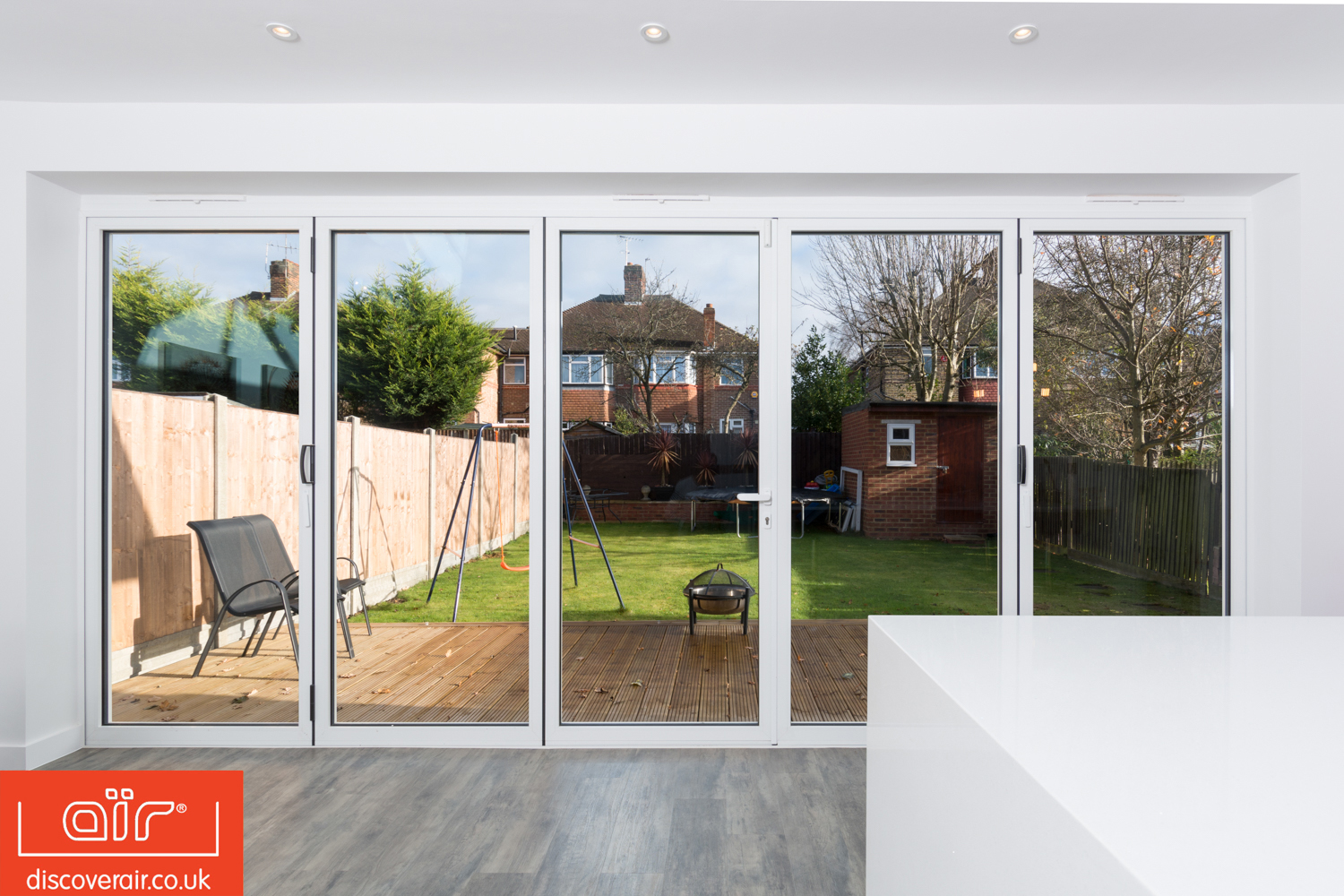 privacy insect screens bifold doors