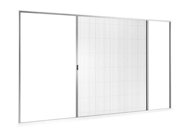 Privacy screens for doors