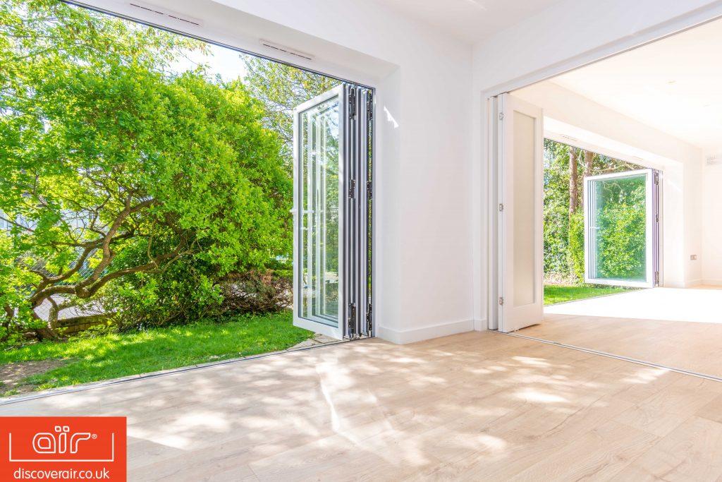 Benefits of bifold doors for homes in Harrow