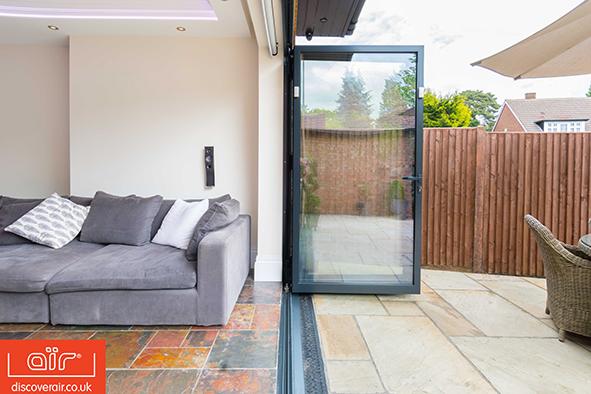 Benefits of bifold doors for homes in Wembley